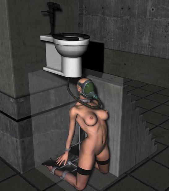 Bdsm Toilette