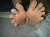 Pantyhose with toes