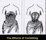 Speaking of corsets