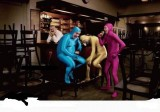 Teletubbies in lycra