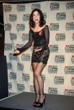 Sandra Bullock in black pantyhose