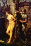 Millais_knight_errant