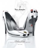 Lamborghini Gallardo Superleggera High Heels