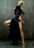 Glamour, bondage and Eva Herzigova