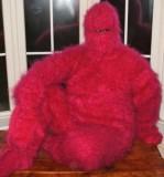 mohair-07  multilayered woolen zentai