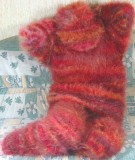 mohair-13  multilayered woolen zentai