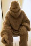 mohair-23  multilayered woolen zentai