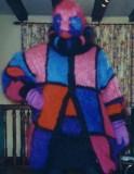 mohair-24  multilayered woolen zentai