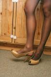 rik-08 man in pantyhose and high heels