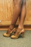 rik-09 man in pantyhose and high heels