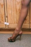 rik-11 man in pantyhose and high heels