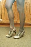 rik-14 man in pantyhose and high heels