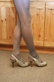 rik-15 man in pantyhose and high heels