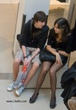 IMG_1007 teen girl in black pantyhose