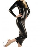 Stumbled upon on eBay. Long and tight latex dress. Or cross-dressing vs transvestism (in discussion)