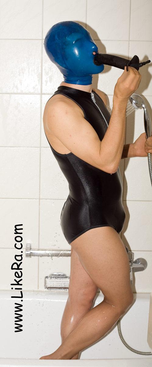 dildo swimsuit