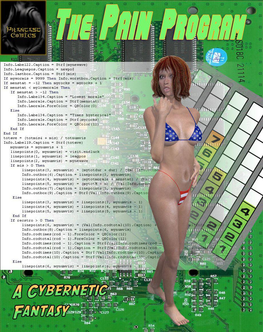Bondage computer program