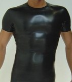 I want a simple latex t-shirt