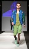 Fashion men in pantyhose