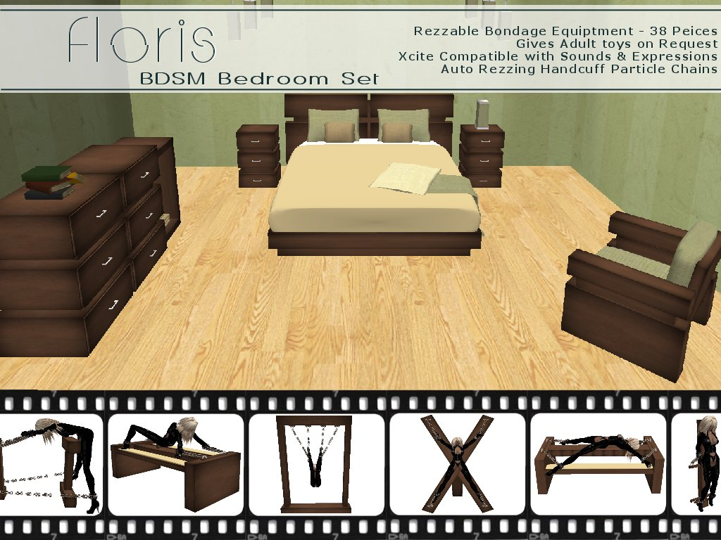 Second Life Bondage Furniture 01 Like Ra S Naughty Blog