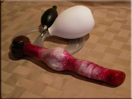 squirting butt plug Exotic-Erotics