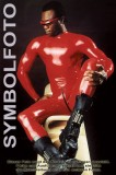 chlorinated latex catsuit