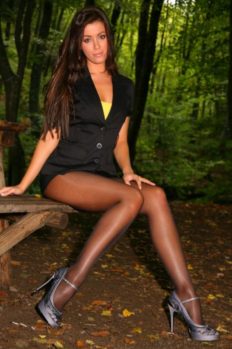 Black-Sheer-Pantyhose-Mini-Skirt-03  Like Ras Naughty Blog-1624