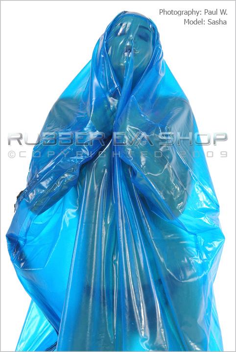 Breath control by rubber latex mistress madame c 8