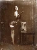 Jeffery Scott. Fetish, bondage, disturbing pics or fine photo art?