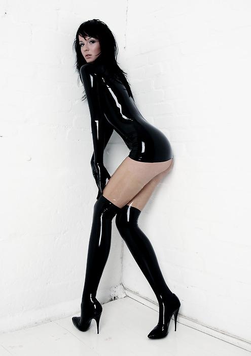 Latex stockings tumblr
