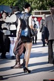 Latex on the streets or latex fashion for every day