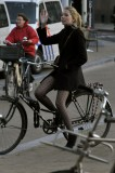 Pantyhose and bicycles. Part III
