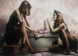 Pantyhose art. Paul Kelley. Part I