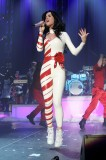 Christmas, Katy Perry and latex catsuit