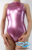 Shiny swimsuit leotard Realise (22)