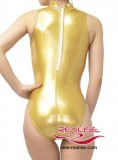 Shiny swimsuit leotard Realise (12)