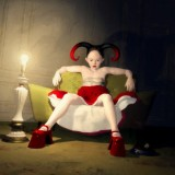 Ray Caesar, strange worlds, own realities and fetishism