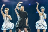 Eurovision song festival 2012. Part IX. Croatia, fishnets, pantyhose and white stockings