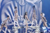 Eurovision song festival 2012. Part II. Cyprus and latex