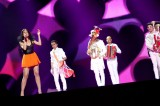 Eurovision song festival 2012. Part V. Romania and shiny pantyhose