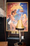 Fishnet lamp and forniphilia