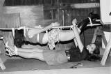 Vintage bondage and vintage fetish. Sean Harper. Part VI. Kids and sacks