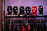 anonymous latex masks