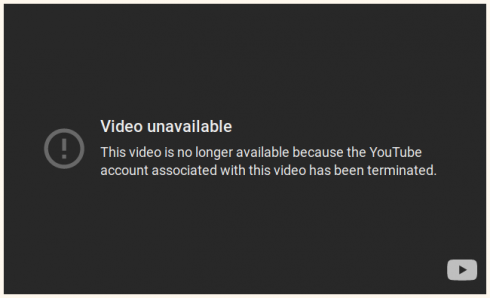 Video unavailable