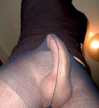 Pantyhose cock pictures foto 480